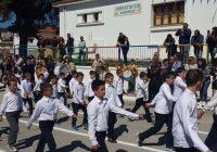 Ο εορτασμός και η παρέλαση για την 25η Μαρτίου στην Αλόννησο
