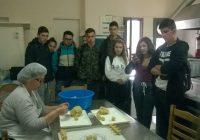 Μαθητική επίσκεψη στον Γυναικείο Αγροτουριστικό Συνεταιρισμό Αλοννήσου