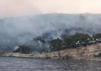 Για εμπρησμό κάνει λόγο ο δήμαρχος Αλοννήσου (photos)