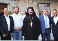 Ο Αλ. Μεϊκόπουλος στην Αλόννησο για την ορκωμοσία της νέας Δημοτικής Αρχής