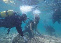 Το πρώτο ναυάγιο παγκοσμίως που μεταδίδει εικόνα live είναι στη Θεσσαλία