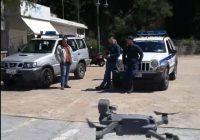 Το τμήμα Πολιτικής Προστασίας του Δήμου Αλοννήσου σε συνεργασία με το Α.Σ Αλοννήσου διαθέτει το drone του